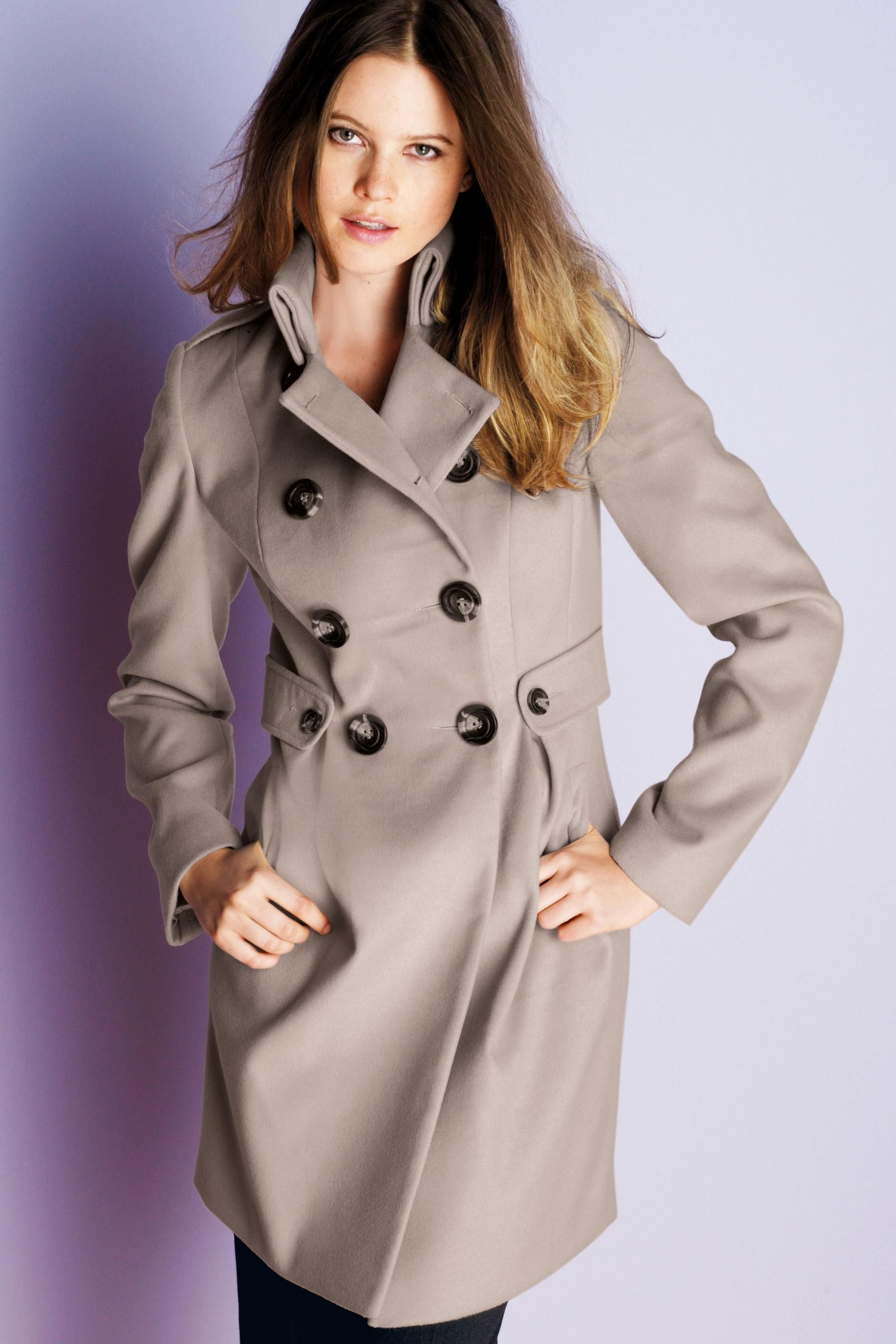 Фасоны пальто для девушек фото