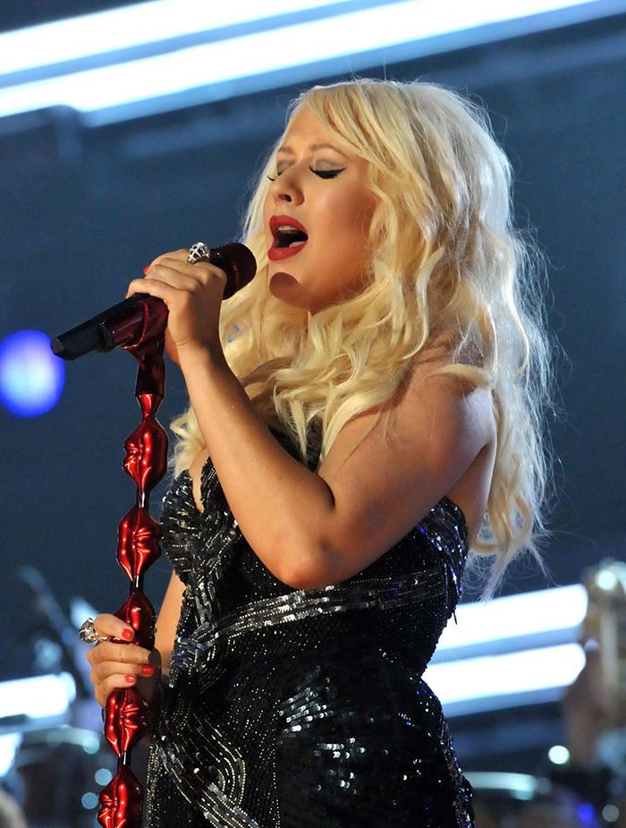 Christina Aguilera Arkaplanları