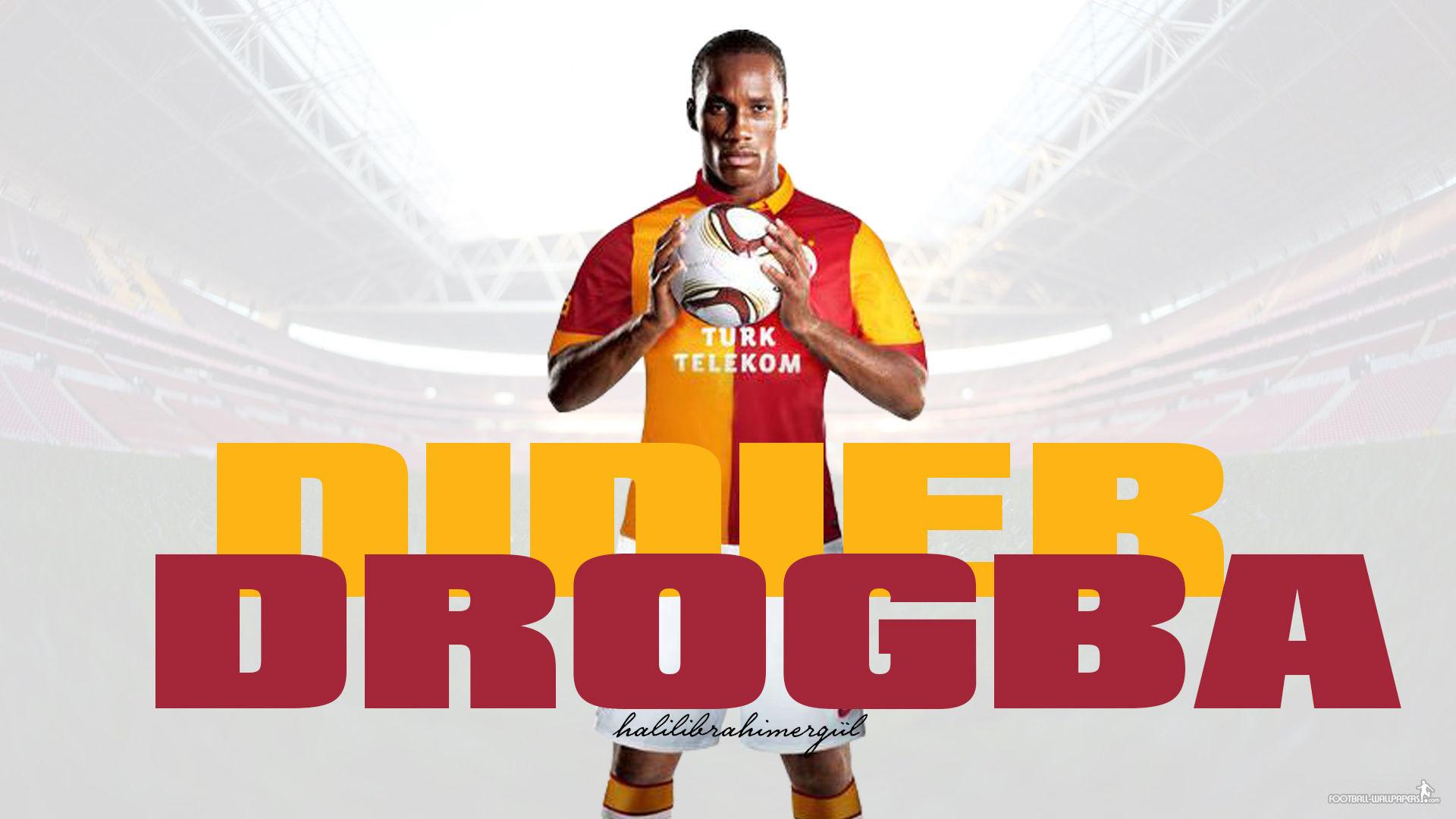 Didier Drogba HD Wallpaper
