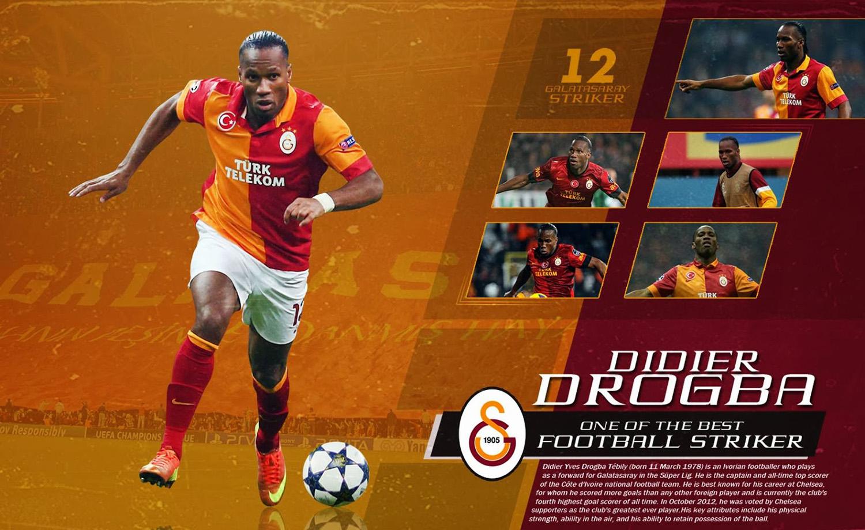 Drogba Galatasaray Duvar Kağıtları