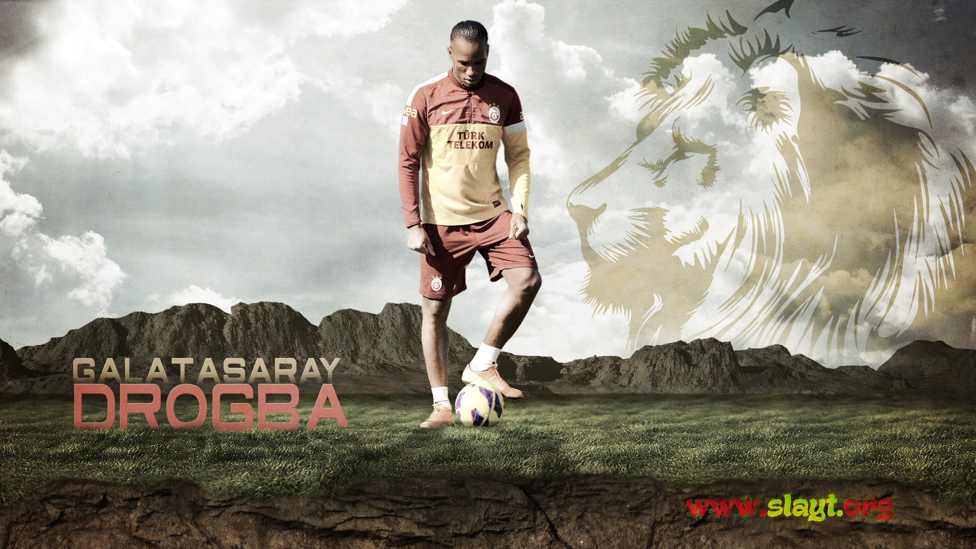 Drogba HD Backgrounds