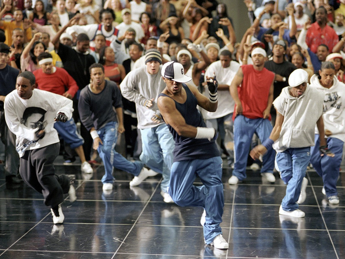 You Got Served Film Arka Planları