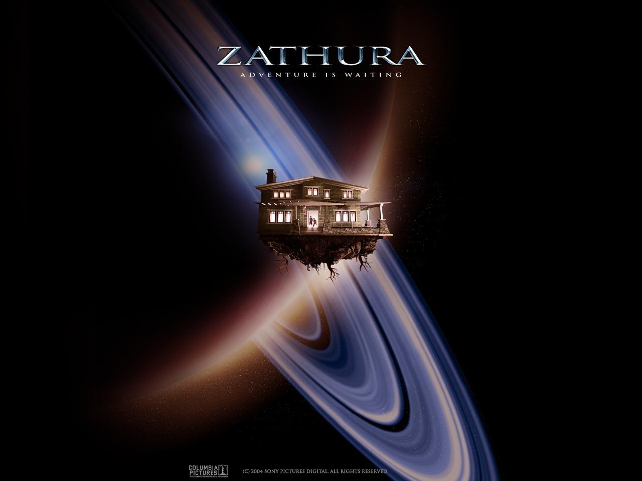 Zathura Film Afişleri
