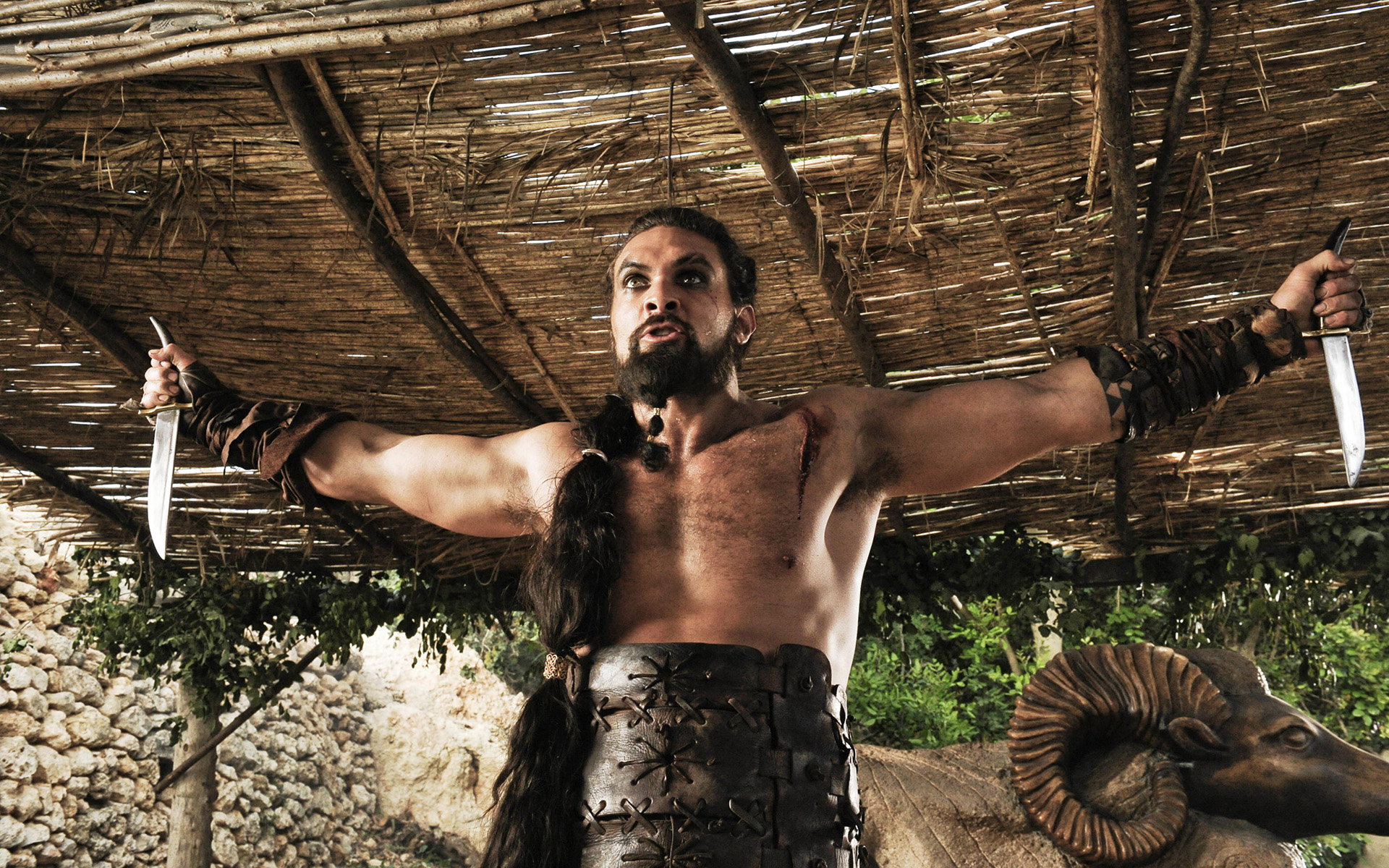 Game of Thrones - Jason Momoa