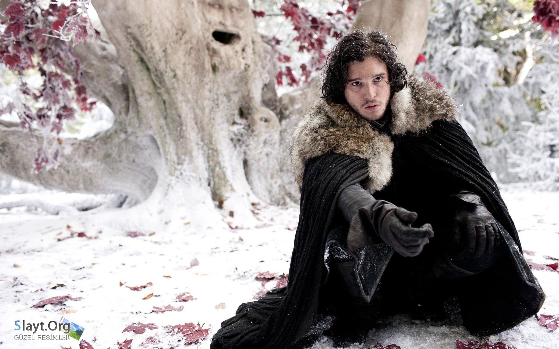 Game of Thrones - Jon Snow Duvar Kağıtları