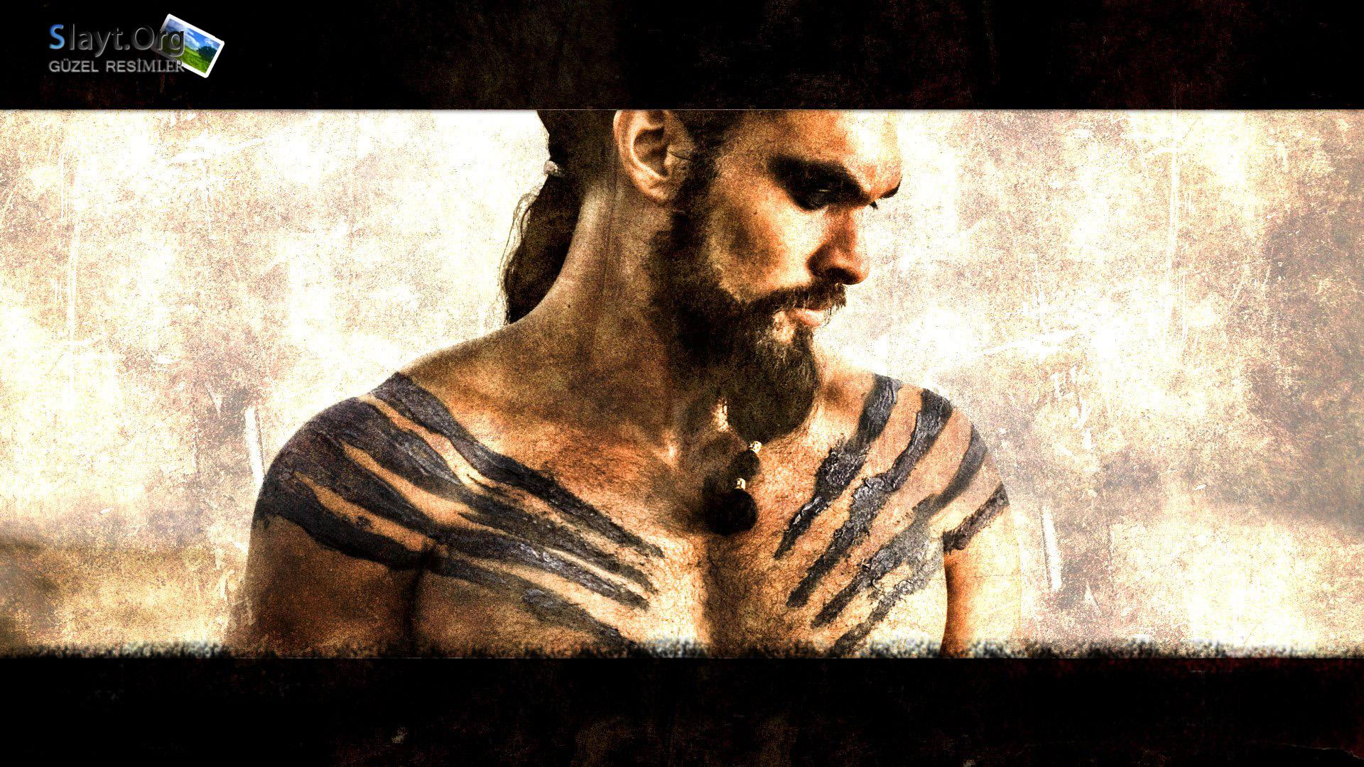 Khal Drogo Resmi
