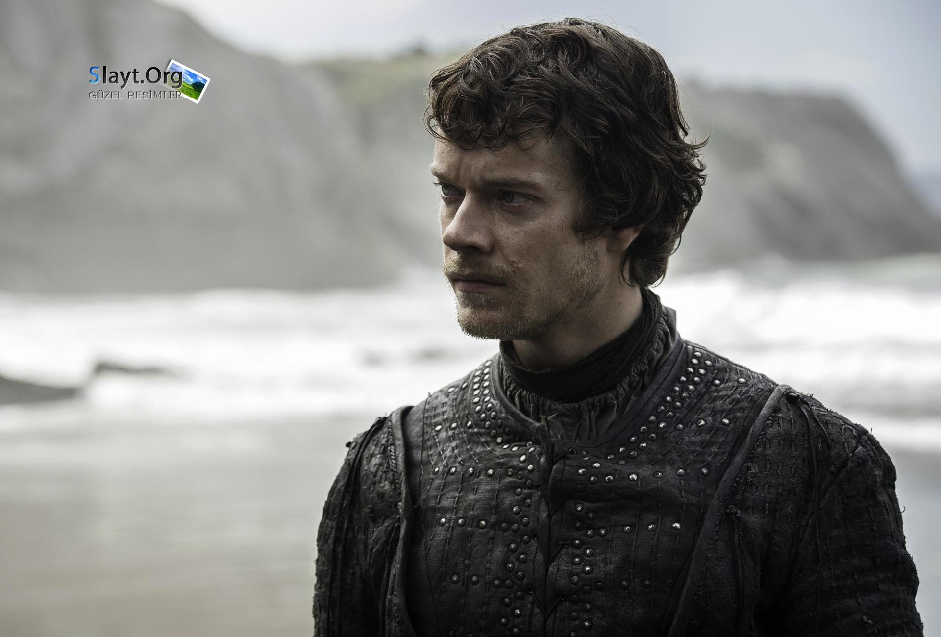 Theon Greyjoy Arka Planları