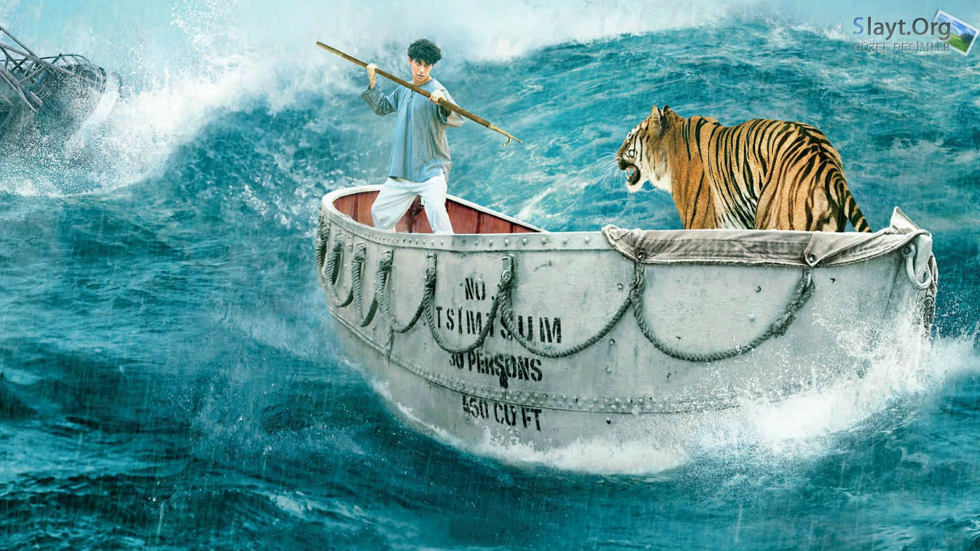 Life of Pi Backgrounds