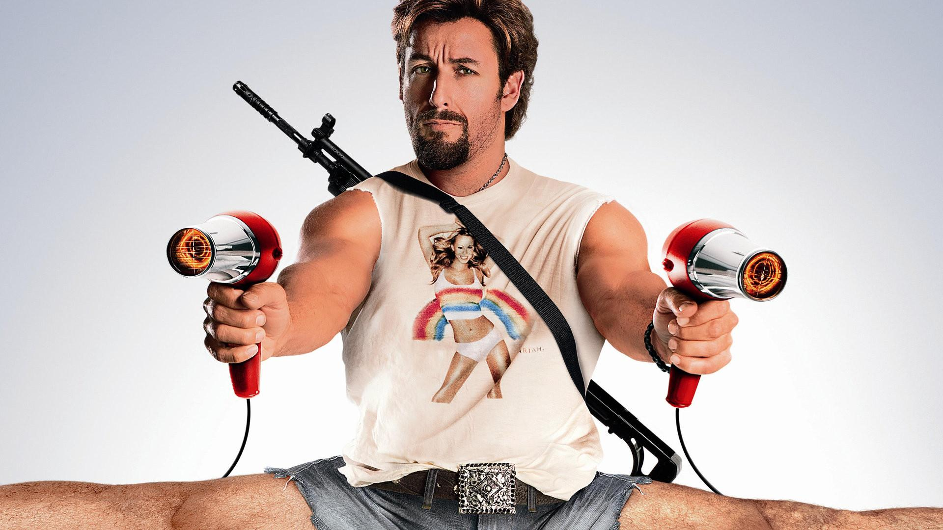 You Don't Mess with the Zohan Resimleri